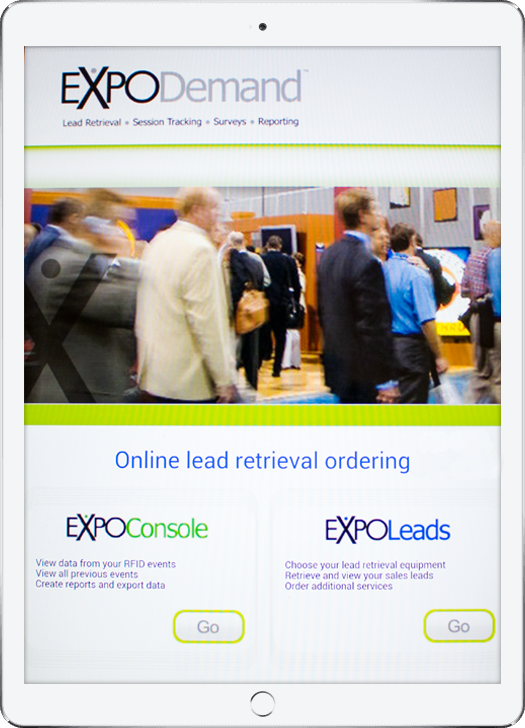 Photo of Expo on demand screen shot