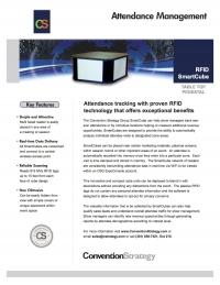 RFID Smart Cube