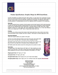 Smart Gate Skin Brochure